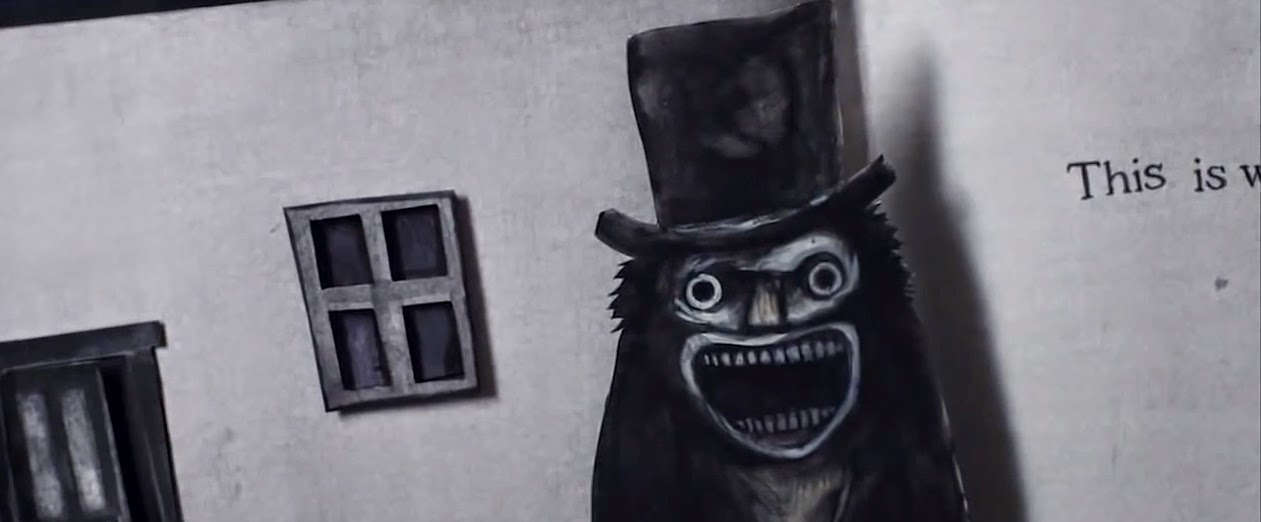 Mr. Babadook, l'horror che ha spaventato Stephen King