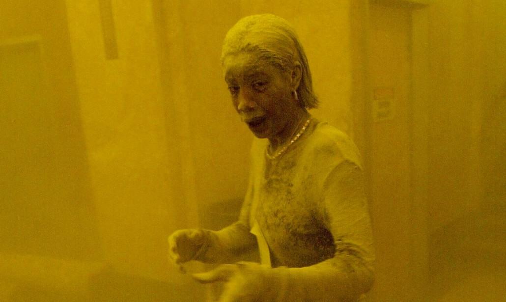 Lady Polvere, l'11 settembre l'ha uccisa un po' alla voltaLady Polvere, l'11 settembre l'ha uccisa un po' alla volta