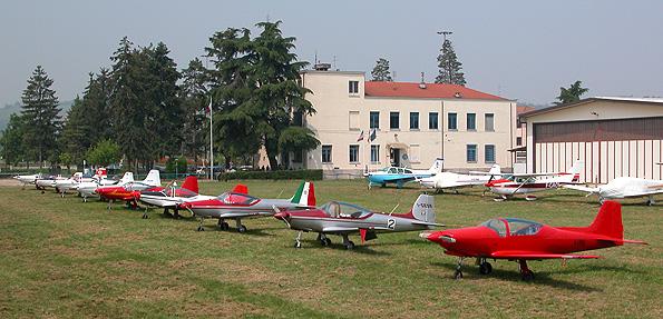 "l'aeroporto ""Francesco Cappa"""