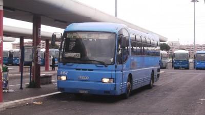 bus cotral 82enne muore investito pomezia