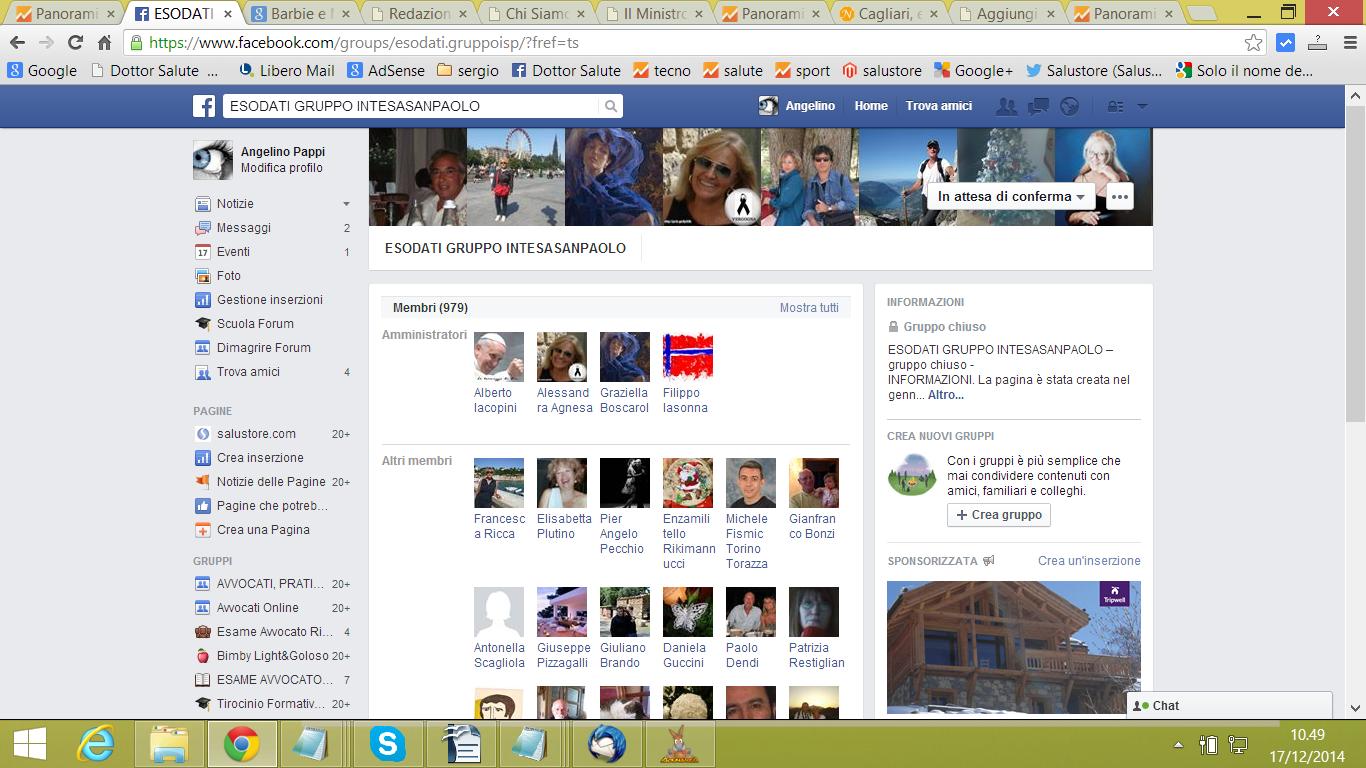 Facebook nuovamente online, ma il blackout fa riflettere