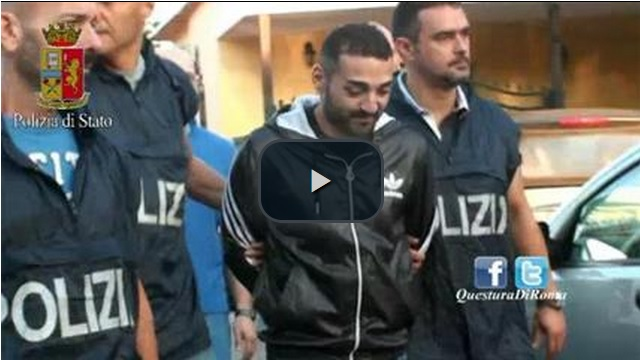 Arrestato Salvatore Casamonica per tentata estorsione a un pub di Roma