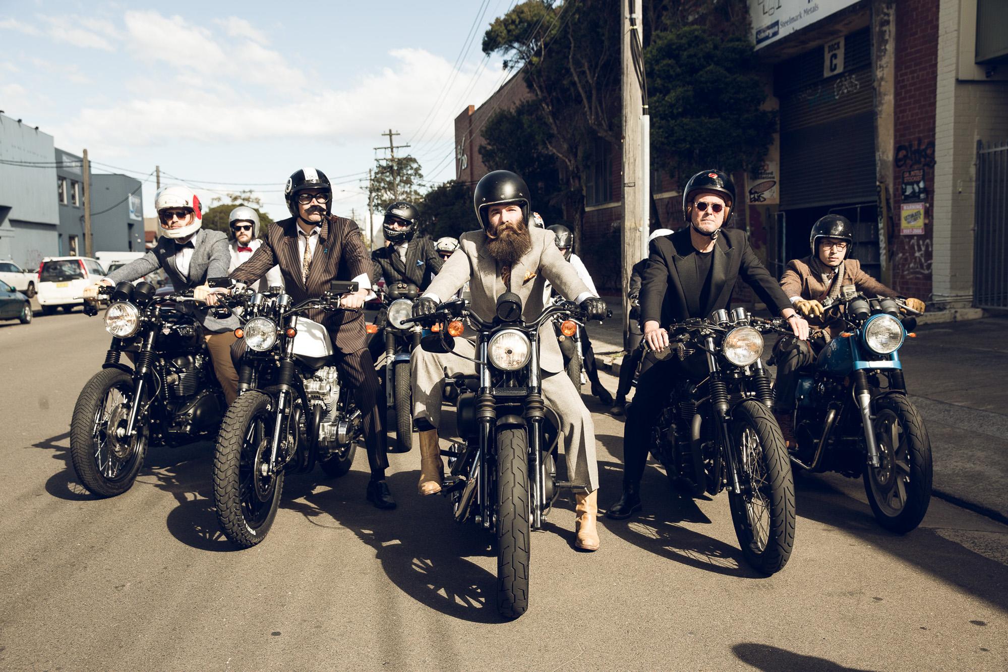 Distinguished Gentleman's Ride, eleganza e beneficienza su due ruote