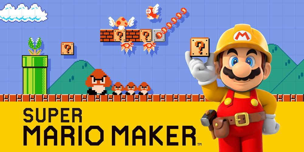 Mario compie 30 anni e rilancia con Super Mario Maker