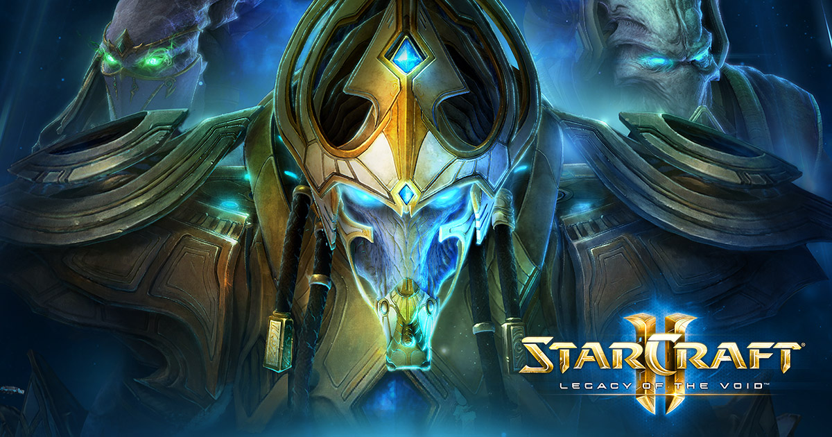 StarCraft II: Legacy of the Void: uscita il 10 novembre, ecco il video trailer