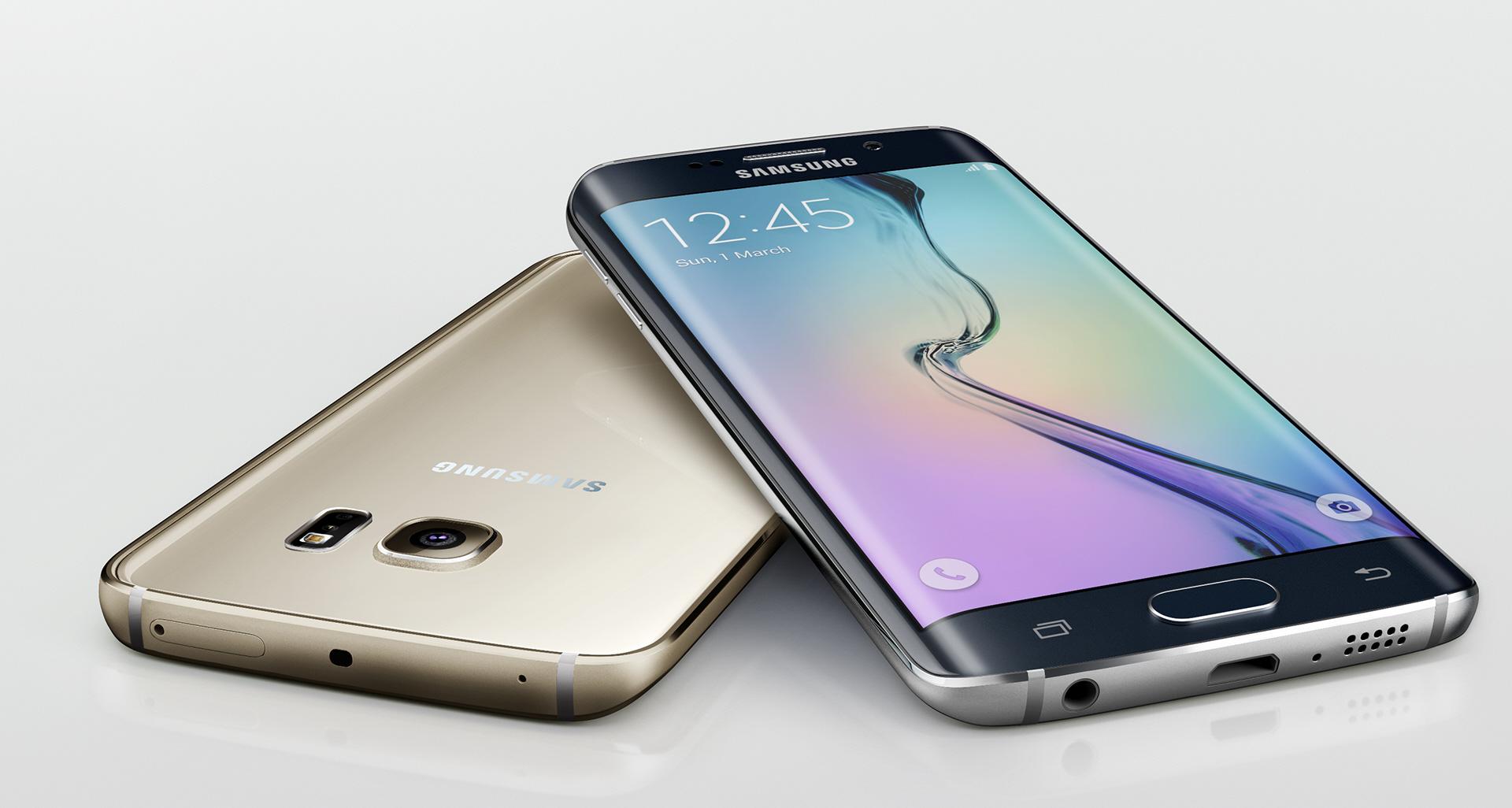Samsung Galaxy S6 edge+ con doppio schermo curvo da 5,7 pollici