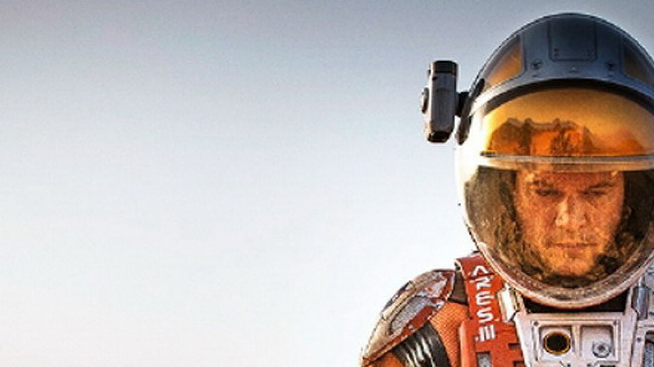 Scott manda Damon su Marte con 'Sopravvissuto - The Martian'