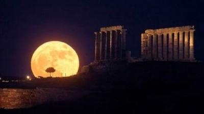 Superluna spettacolare, appuntamento al 2033