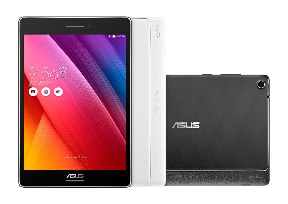 Nuovi tablet ASUS ZenPad 8.0 e ZenPad S 8.0: prezzi e caratteristiche