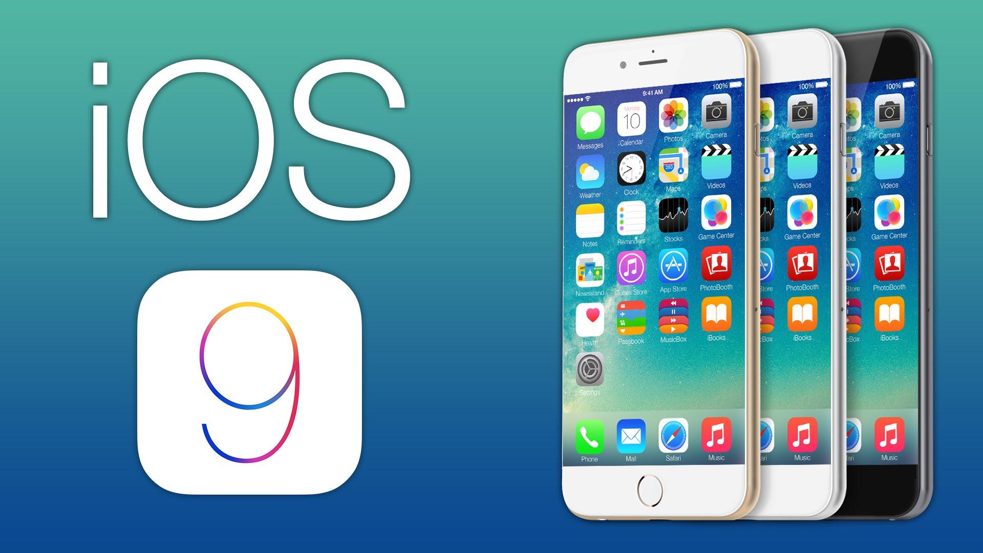 iOS 9 esce il 16 settembre: tutte le novità