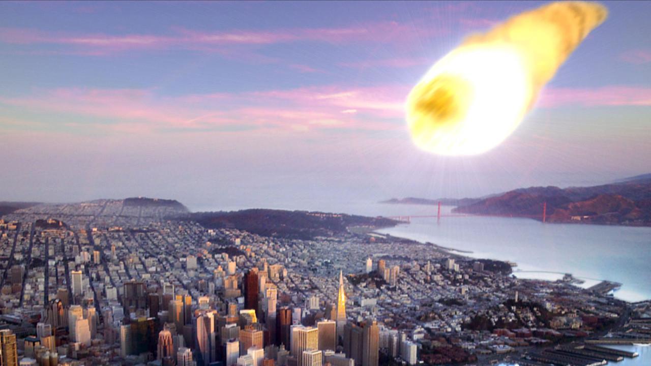 meteorite 2015 terra