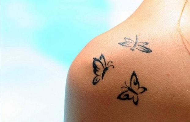 Donne più tatuate degli uomini: ma i rischi ci sono ancora