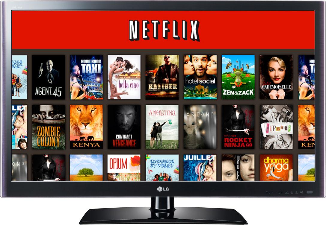 A fine mese arriva Netflix, con abbonamenti e piani personalizzati