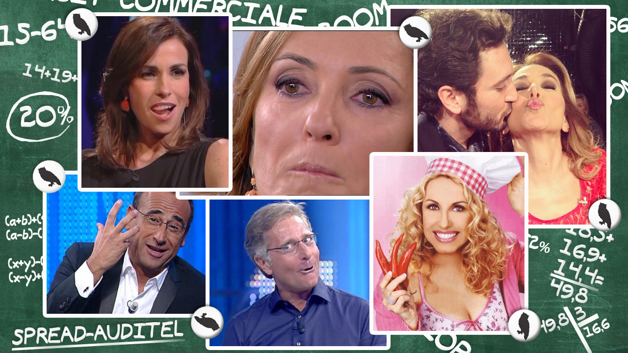 Pasticcio Auditel, Mediaset auspica soluzioni immediate