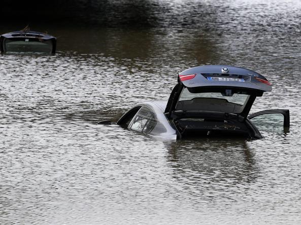 alluvione costa azzurra video