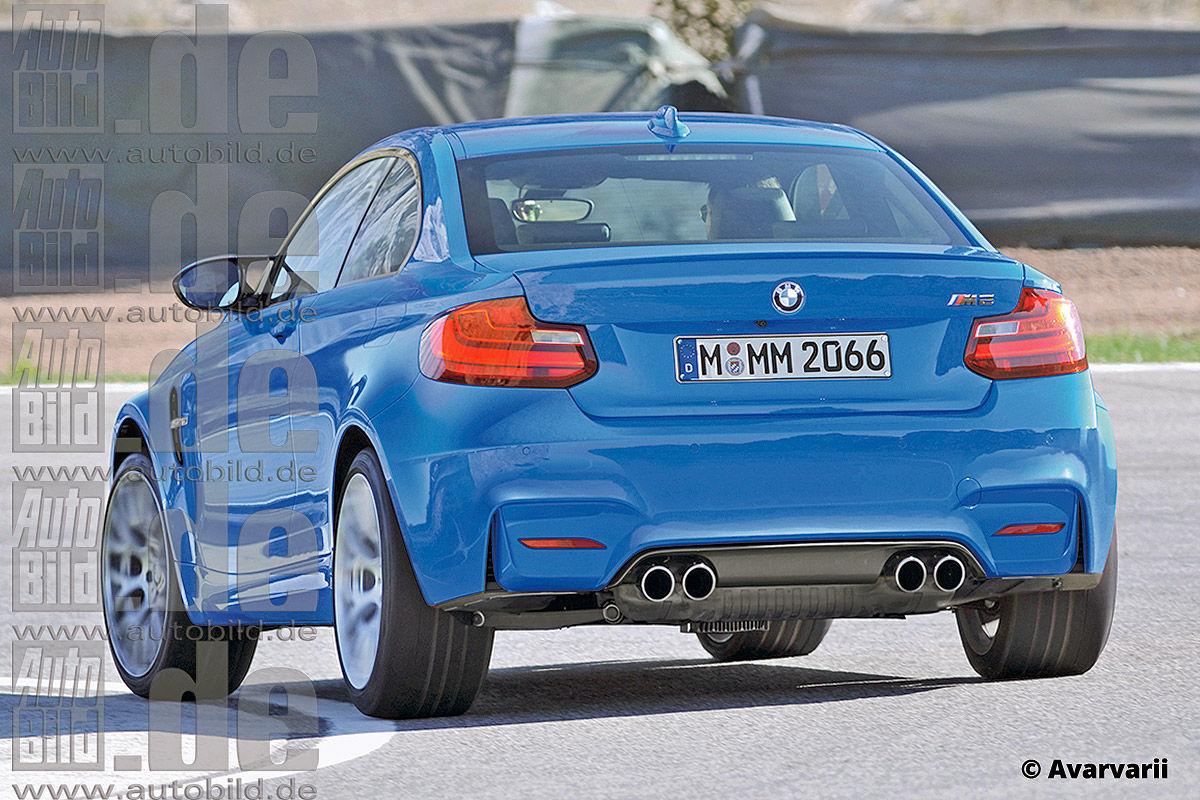 Bmw M2, nuova coupé compatta: allestimenti e motori da 370 CV