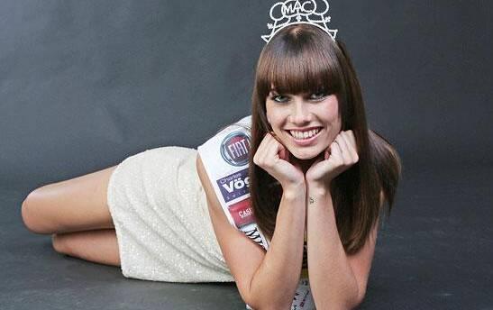 Miss Austria in fin di vita dopo una brutta caduta: è in coma
