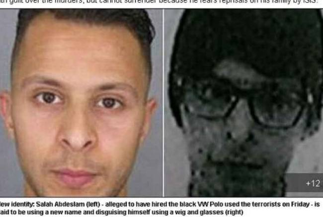Bruxelles, massima allerta terrorismo. Si cerca Salah, si trova cintura esplosiva a Parigi