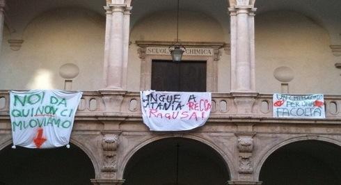 Palermo, 19enne si toglie la vita all'Università precipitando dal settimo piano