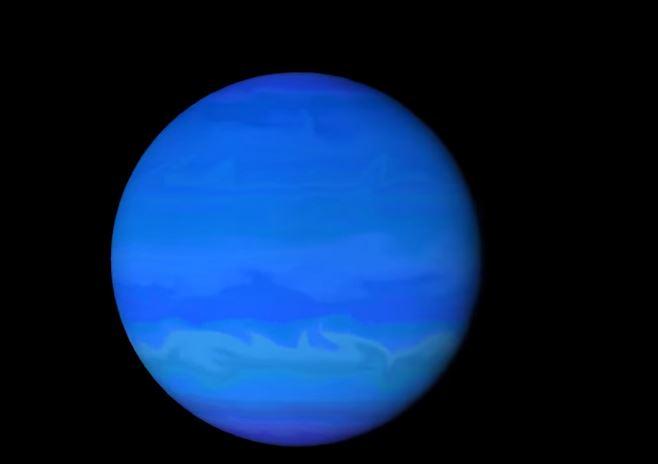 Un pianeta gigante, quasi dieci volte la Terra