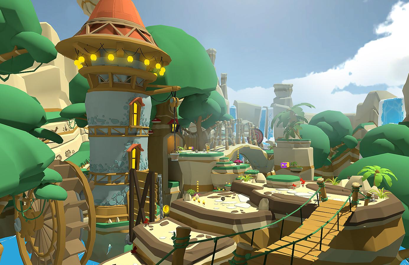 Oculus Rift in bundle con Lucky's Tale: è arrivata la realtà virtuale