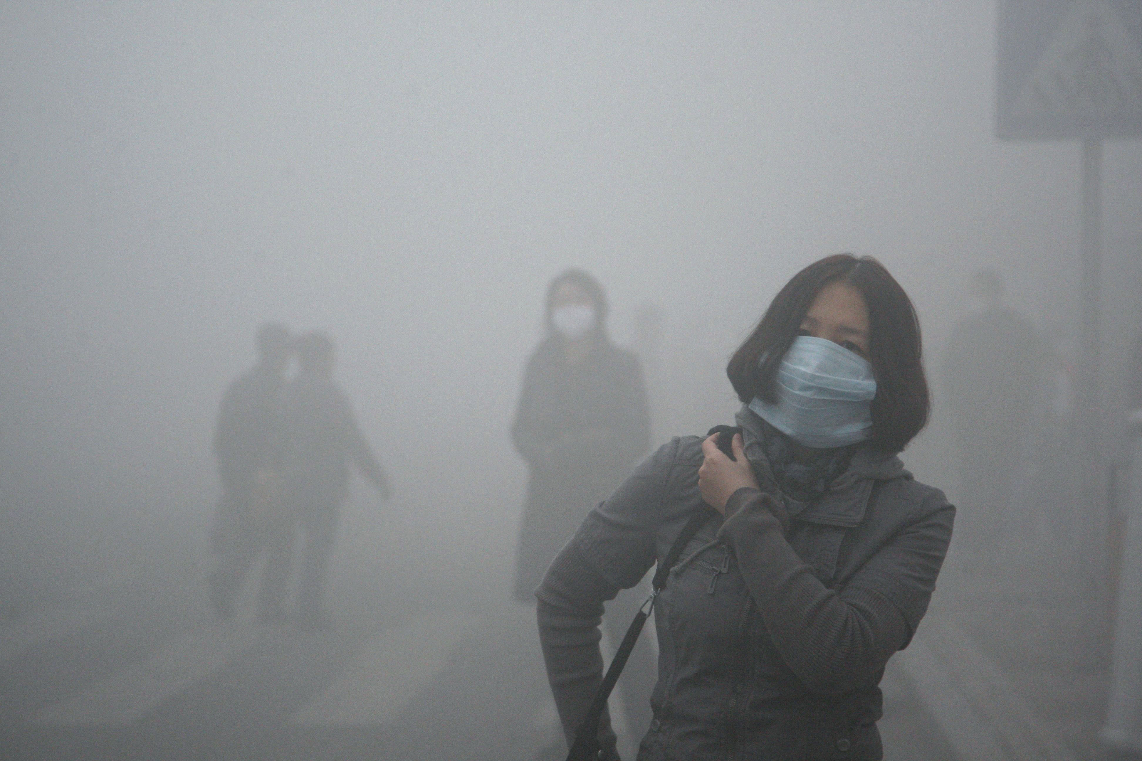 """Dal Cnr allarme smog: """"Polmoni in crisi, si respirava meglio nel 1985"""""""