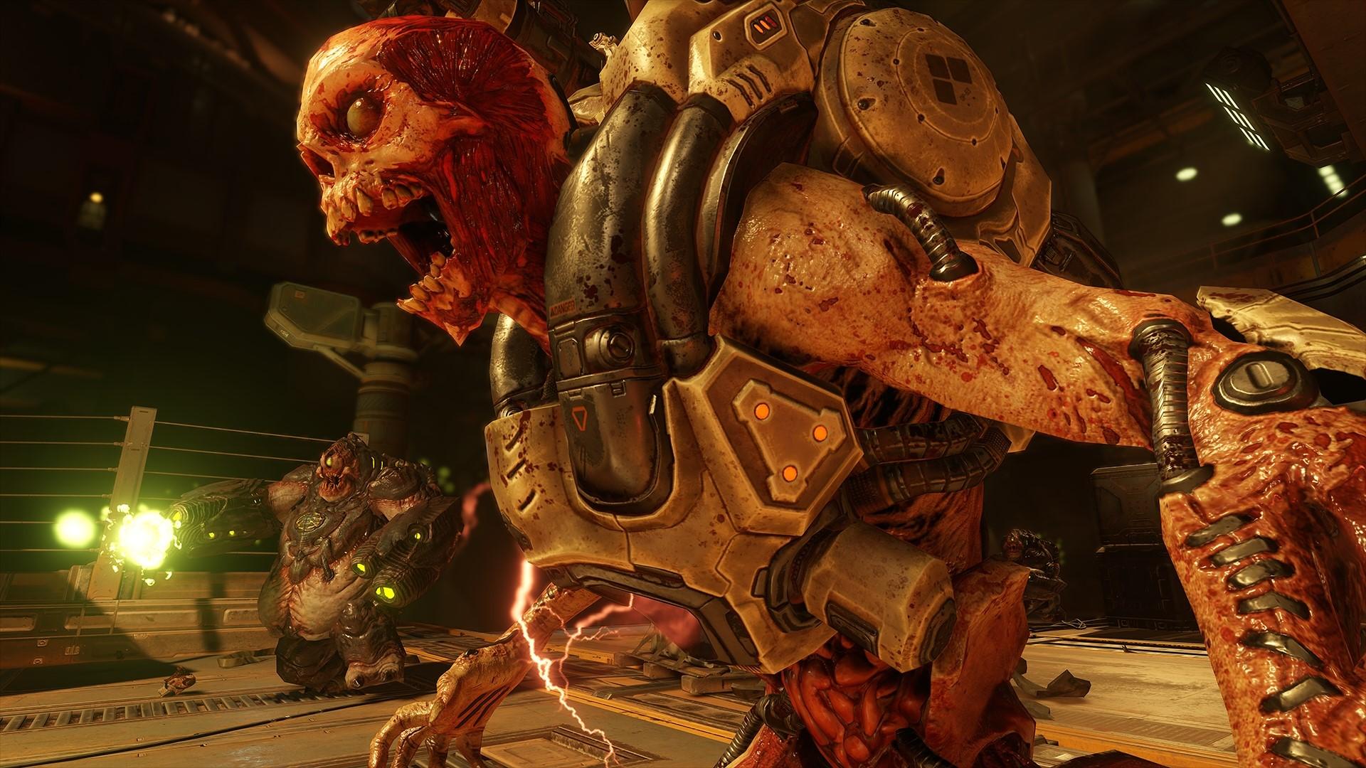 Doom, torna a maggio lo storico sparatutto 12 anni dopo più mostruoso che mai