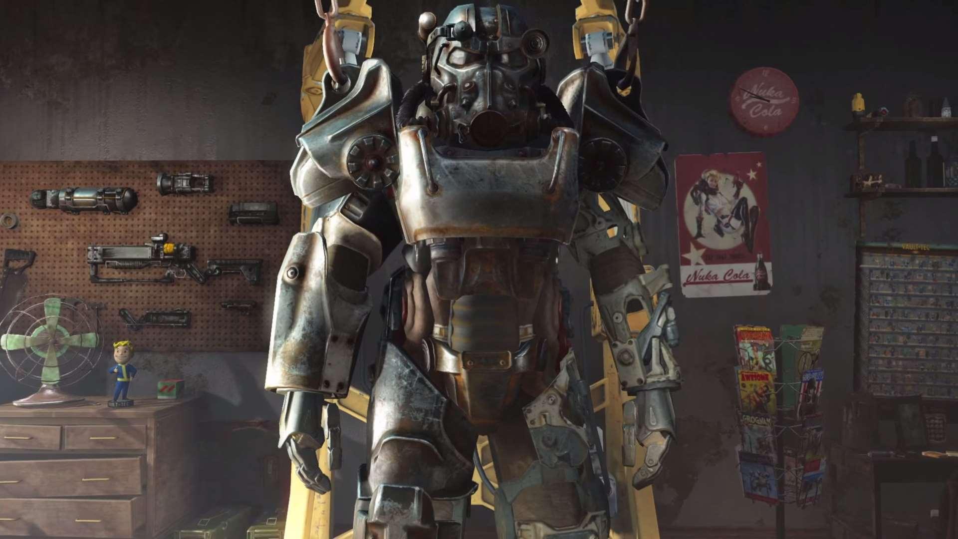 Fallout 4, nuovo dlc certifica l'evoluzione grafica del gioco