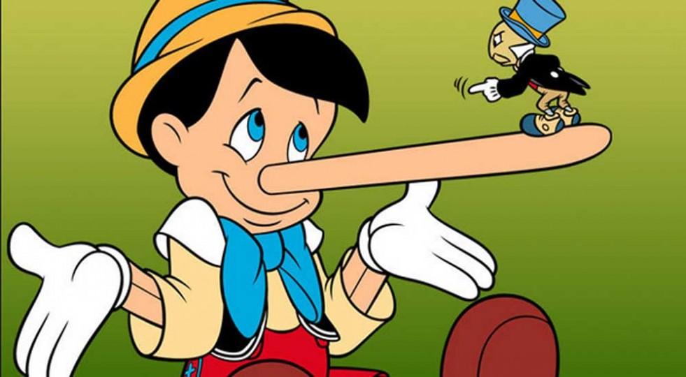 Il naso cambia davvero quando diciamo bugie, ma si accorcia