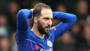 Chelsea in finale di rigore, Higuain escluso dalla lista