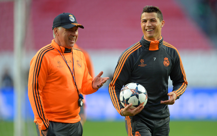 Ancelotti e Ronaldo, duello per convincere un gioiello del Real Madrid