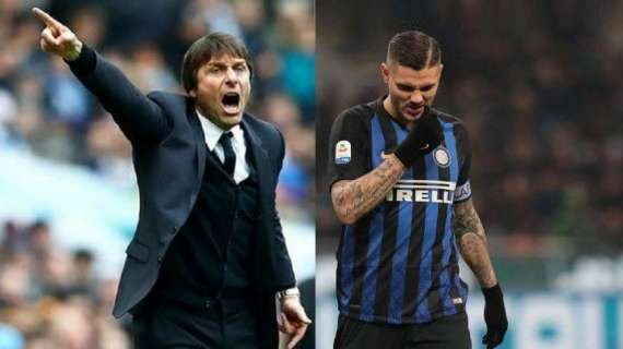 Conte, clamorosa decisione su Icardi