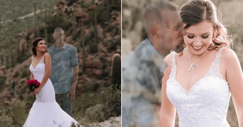 Muore prima del matrimonio: fidanzata scatta foto da far gelare il sangue