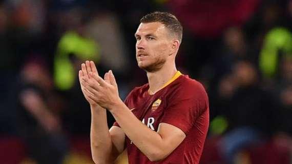 Inter-Roma, si riapre la trattativa Dzeko: offerto un big ai giallorossi