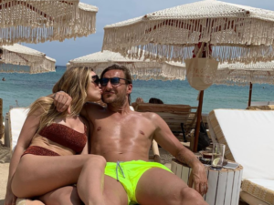 """Ilary Blasi """"ridimensiona"""" Totti: """"Fissato col sesso? Ora…"""""""