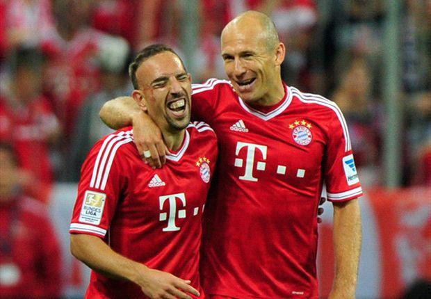 Ribery e Robben, futuro in Serie A